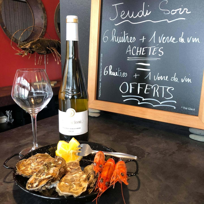 nos soirées Happy Oyster