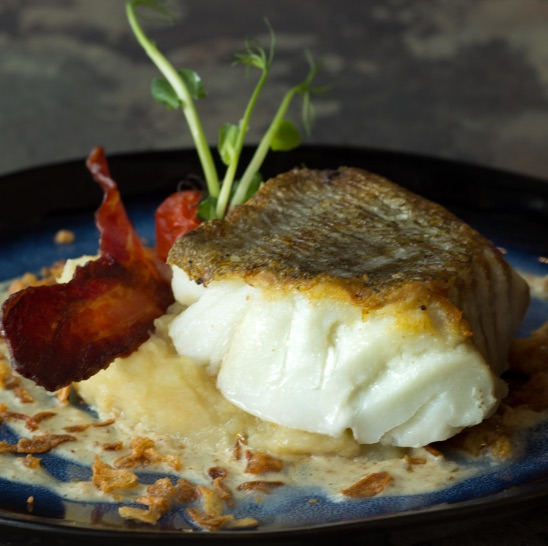 Bistrot du Pecheur - plat poisson